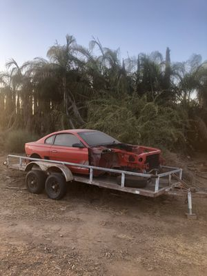 Trailer used for car hauler for Sale in Riverside, CA