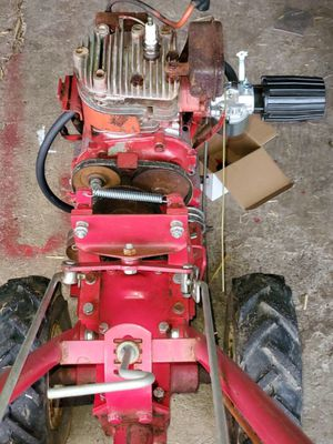 ROTOTILLER-troybilt pony-reconditioned,tuneup,new carb,filters for Sale in Brunswick, OH