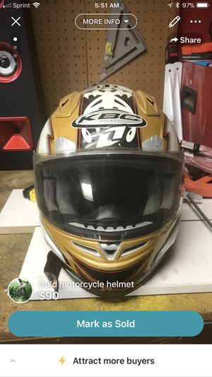 Motorcycle gear for Sale in Twin Lakes, WI