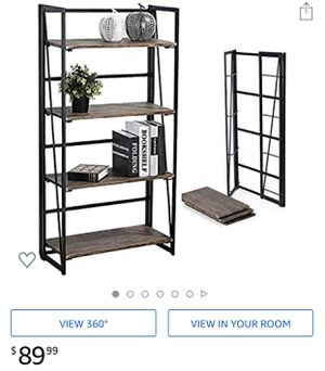 4 Tier Bookshelve for Sale in Bakersfield, CA