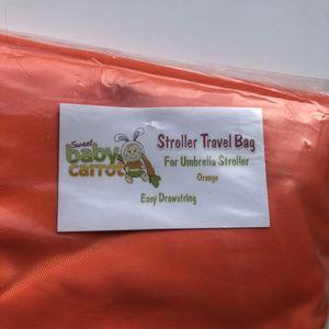 Used Stroller Bag For Travel for Sale in Belleville, IL