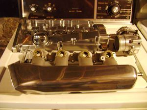 Polished vw engine parts in CT for Sale in Oxford, CT