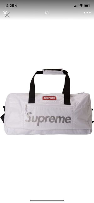 Supreme Duffle Bag for Sale in Westerville, OH