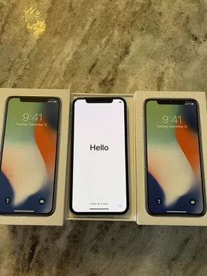 2 Apple Phone's 64mb AT&T for Sale in Tampa, FL