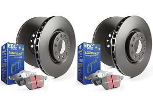 EBC Premium Rotors and Pads (Rear and Front) for Audi Q5 Premium 2.0 for Sale in Saugus, MA