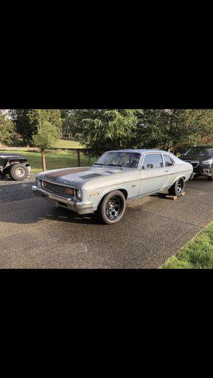 1973 Chevy Nova - OBO for Sale in Graham, WA