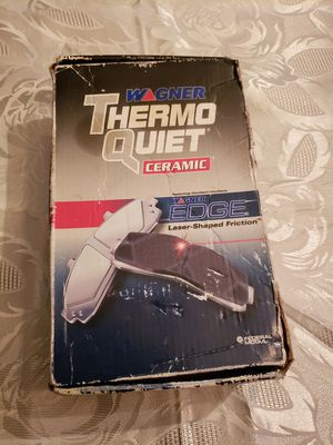 Disc Brake Pad Set-ThermoQuiet Disc Brake Pad Front WAGNER QC969 for Sale in Silver Spring, MD
