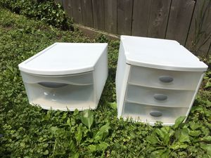 Two storage containers for Sale in Clarendon Hills, IL
