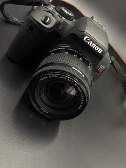 Canon EOS Rebel T7i for Sale in Riverdale,  GA