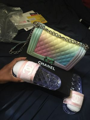 AUTHENTIC Chanel caviar bag for Sale in Calumet Park, IL