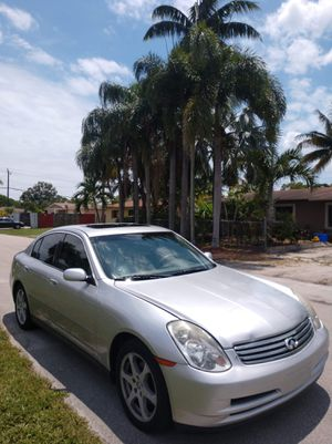 G 35 for Sale in Fort Lauderdale, FL