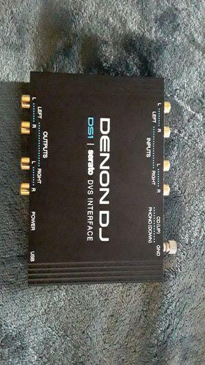 Denon DS1 (Dvs Interface for Serato) for Sale in Nederland, TX