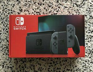 Nintendo switch console V2 for Sale in Arlington, VA