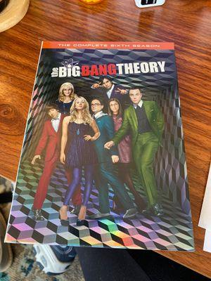 The Big Bang Theory Season 6 for Sale in Monaca, PA