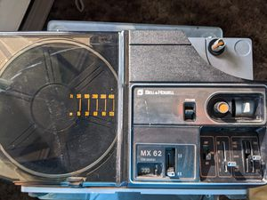 Vintage Belle and Howell Projector GhettoBlaster Style! for Sale in Klamath Falls, OR