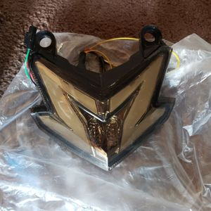 Kawasaki Z125 Integrated Smoked Taillight for Sale in Long Beach, CA