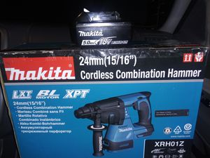 "Makita 24mm (15/16"") cordless combination hammer for Sale in Hayward, CA"