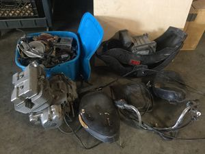 1986 Honda Rebel 250 Motorcycle Parts for Sale in Los Angeles, CA