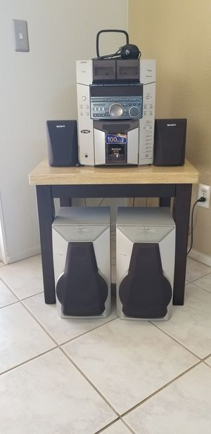 Sony radio/cassette/CD player for Sale in Fontana, CA