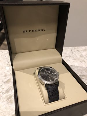 Burberry watch with original case (GOOD CONDITION) for Sale in Washington, DC
