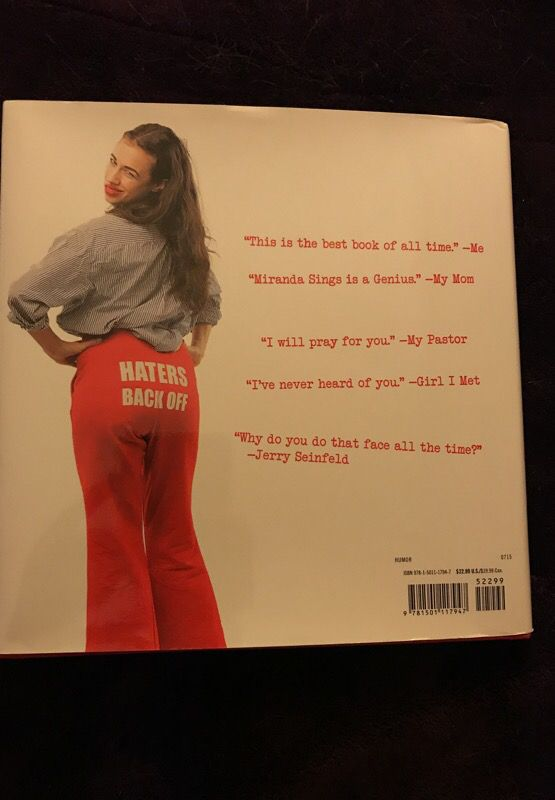 Self Help By Miranda Sings For Sale In Sacramento Ca Offerup