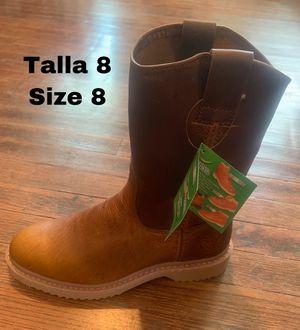 Botas de trabajo/ Working boots for Sale in Dallas, TX