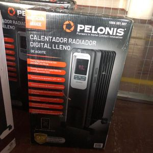 Pelonis Electric Heater New for Sale in Chicago, IL