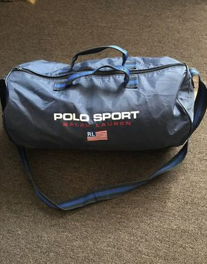 Polo sport Ralph Lauren duffle bag for Sale in Los Angeles, CA