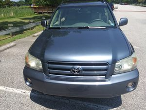 2007 Toyota Highlander for Sale in Newport News, VA