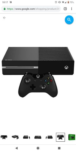 Xbox one w/controller and games for Sale in Independence, OH