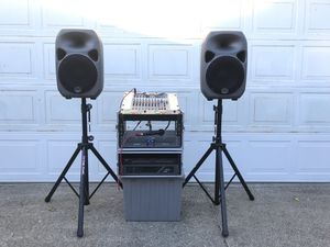 DJ & PA equipment for Sale in Portland, OR