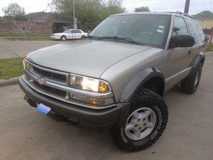 Chevy Blazer 99 4×4 for Sale in Houston, TX