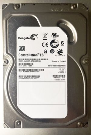 1tb Seagate Constellation ES HDD for Sale in Las Vegas, NV