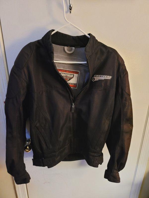 motorcycle jacket. Size. M
