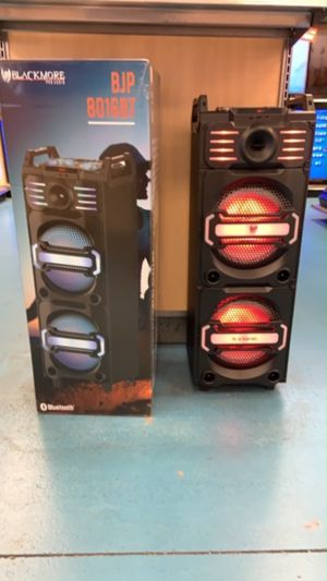 BT speaker for Sale in North Charleston, SC