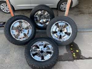 Ford F-150 6 Lugs Wheel Set for Sale in Rosenberg, TX