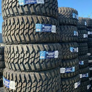 KANATI Mud Hog Tires Brand New Inventory Starting @ $138 Each for Sale in La Puente, CA
