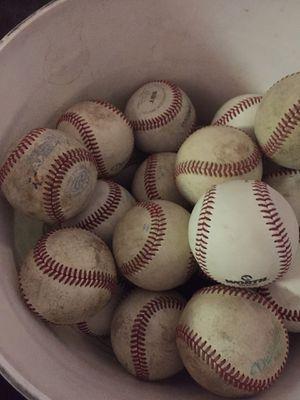 Baseball bucket for Sale in Brea, CA