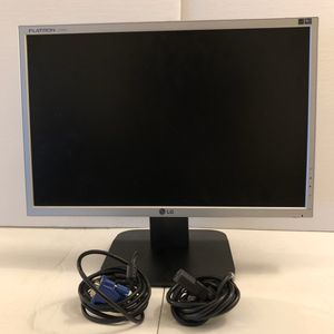 "Flatron L19WS 19"" Desktop Computer Monitor for Sale in Surprise, AZ"