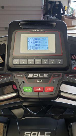 Treadmill SOLE F63 for Sale in Portland, OR