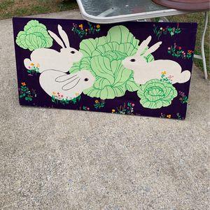 3 Bunny Decorator for Sale in Smyrna, TN