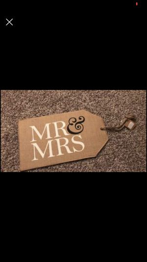 Wedding decor for Sale in Springfield, VA