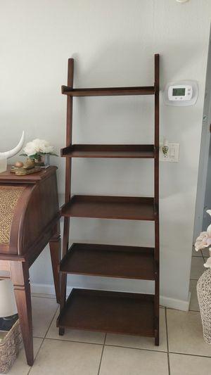 Ladder shelf for Sale in Clearwater, FL