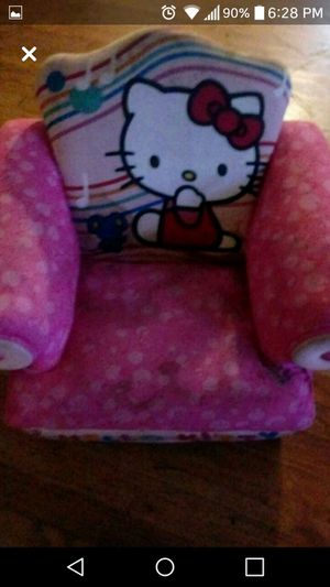 Hello kitty chair for Sale in Bakersfield, CA