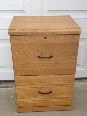Two Drawer Filing Cabinet for Sale in Los Alamitos, CA