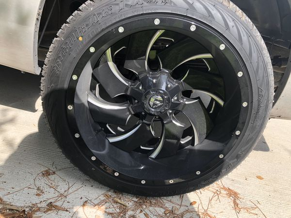 22 fuels wheels