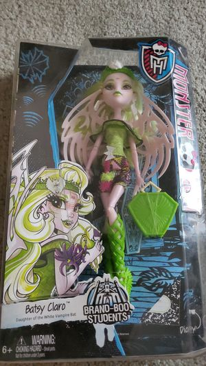 Monster high for Sale in Milpitas, CA