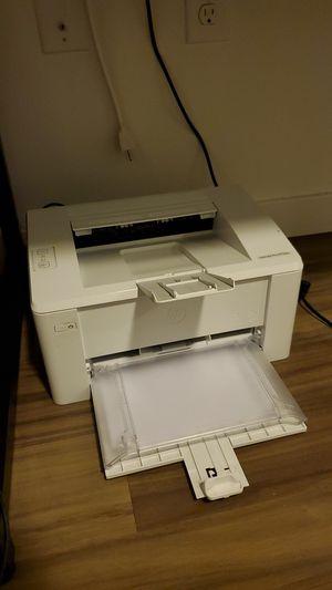 HP Laserjet Pro M102w for Sale in Irvine, CA