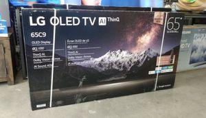 """65"""" C9 OLED 4K HDR SMART TV 240 Hz for Sale in Redlands, CA"""