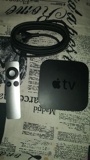 apple tv 4K HDR 32GB for Sale in Bonney Lake, WA
